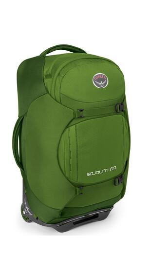 Osprey Sojourn 60 Trolley Nitro Green